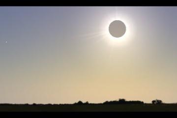 Solar Eclipse UK SIM