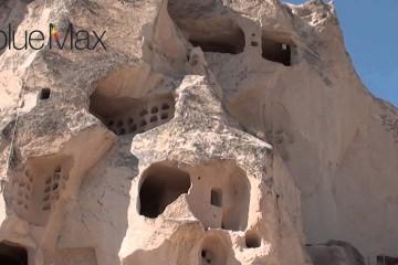 Cappadocia, Turkey Uchisar Castle